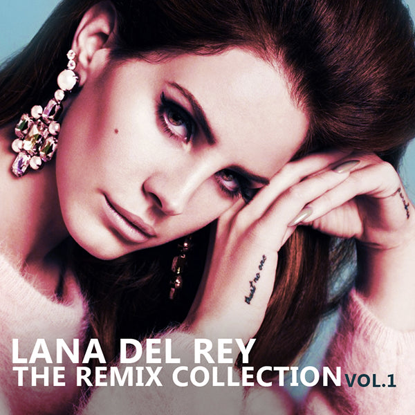 Lana Del Rey - THE REMIX COLLECTION -- CD