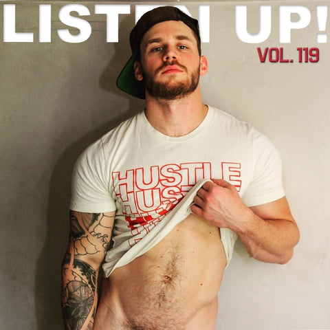 Listen Up! vol. 119 (Continuously Mix) + Bonus Track DJ CD