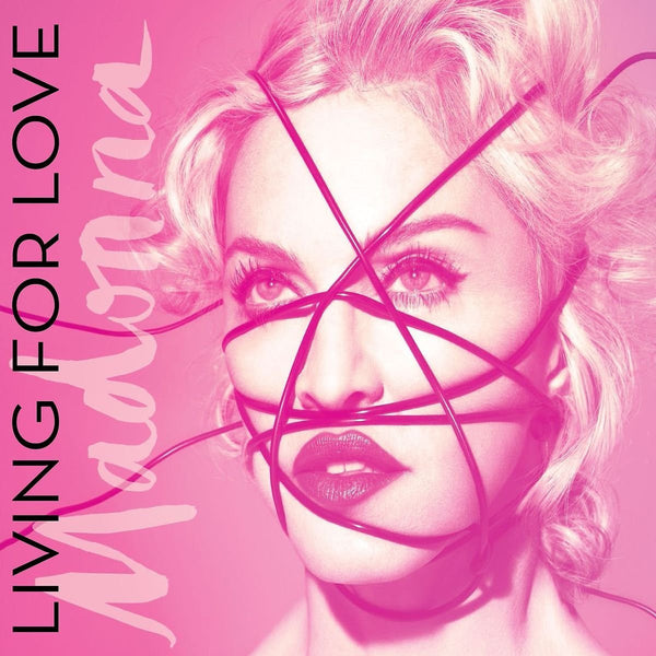 Madonna - Living For Love (Official CD Single)