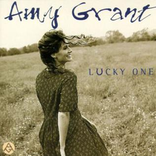 Amy Grant - Lucky One (PROMO Remix CD single) -
