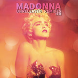 Madonna - Unreleased Remixes vol. 12 (DJ CD)