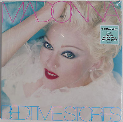 Madonna - Bedtime Stories LP VINYL (2016) New