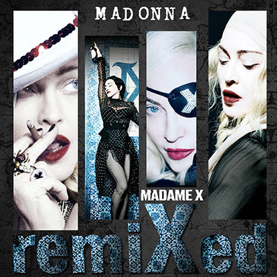 Madonna - MADAME X remiXed CD - 1 Yr anniversary sale.