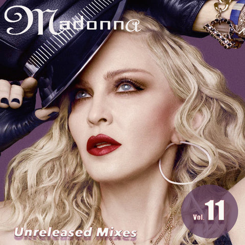 Madonna -- Unreleased Remixes vol. 11 (DJ series) CD