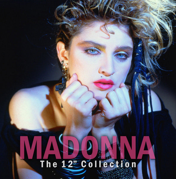 "MADONNA 80's 12"" collection vol. 1 CD"