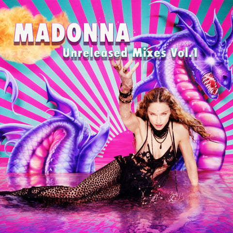 MADONNA - Unreleased Remixes vol.1  CD