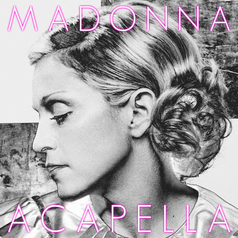 MADONNA Acapella CD