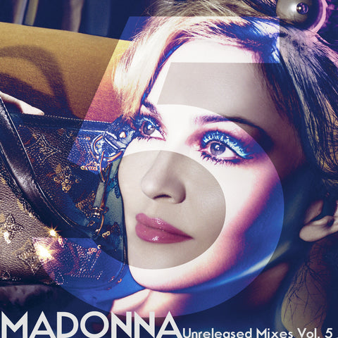 MADONNA Unreleased Mixes vol. 5 CD