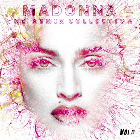 Madonna - Unreleased Remixes vol. 13  (Dj Service) CD