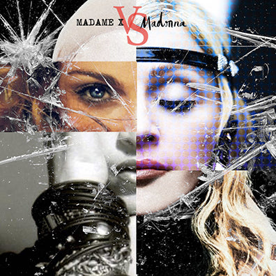 Madonna - Madame X vs Madonna Remix CD
