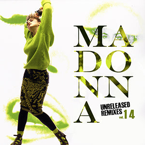 MADONNA -  Unreleased Mixes vol. 14 - DJ CD