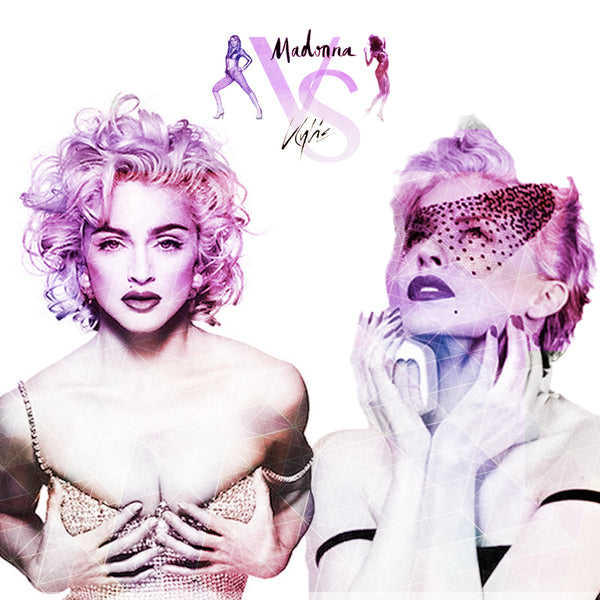 Madonna vs Kylie (Standard  Cover version) CD - DJ series