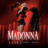 Madonna - LIVE Collection 2005-2019 (Double CD) SALE