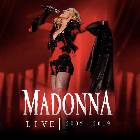 Madonna - LIVE Collection 2005-2019 (Double CD)
