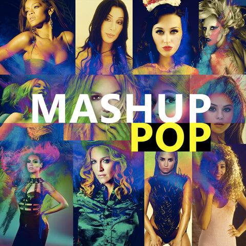 Mash-Up: 'POP' (DJ series CD)  New Release  Sale