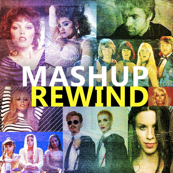 Mash-Up: REWIND (DJ series CD)  New Release Sale