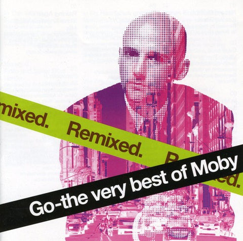 Moby - Go - the very best of Moby REMIXED (Import CD) New
