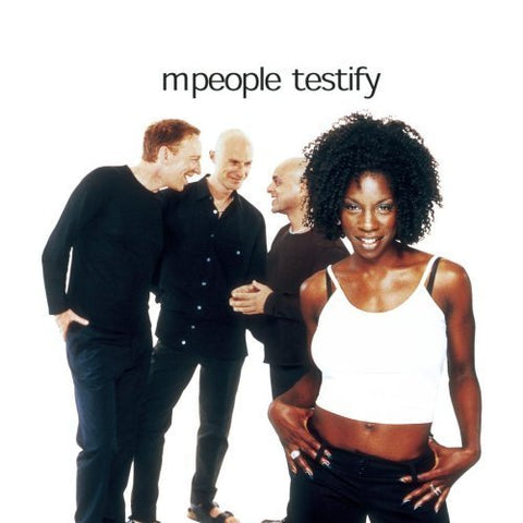 M People - Testify (Hits) Used CD