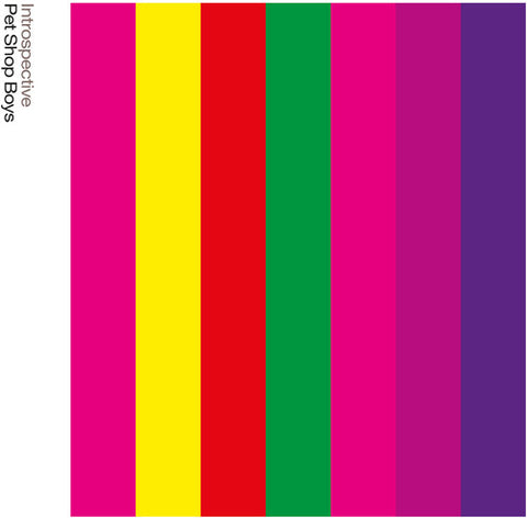 Pet Shop Boys - Introspective (2CD Deluxe Further Listening Edition)