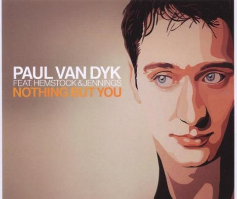 Paul Van Dyk: Nothing But You (USA Maxi CD single) Used