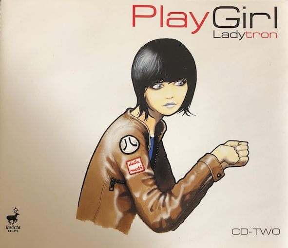 Ladytron - Play Girl - Used CD Single