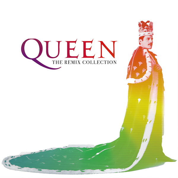 Queen - The Remix Collection CD