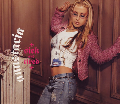 Anastacia - Sick and Tired - CD Maxi Single (New) (Import)