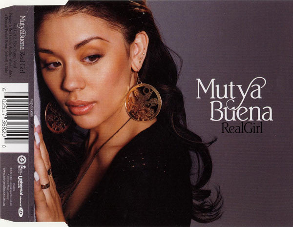 Mutya Buena ( Sugababes ) - Real Girl IMPORT CD Maxi-Single