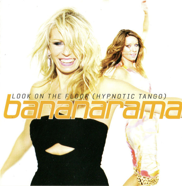 Bananarama ‎– Look On The Floor (Hypnotic Tango) - Used  DVD single (PAL)