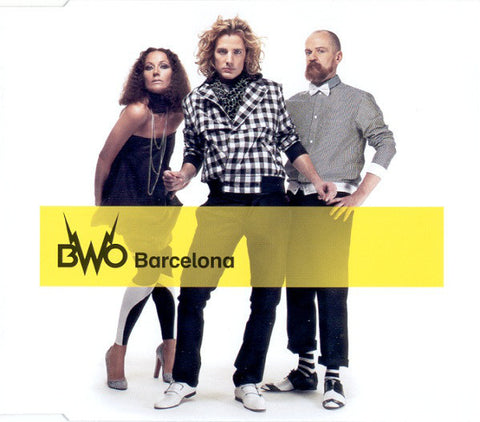 BWO - Barcelona - CD Single