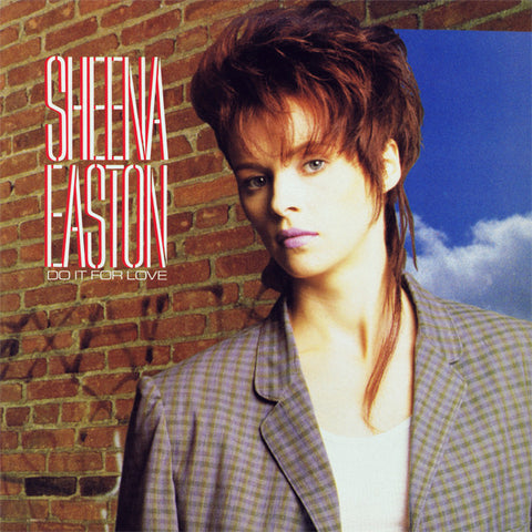 "Sheena Easton -DO IT FOR LOVE 12"" '85 LP Vinyl Used"