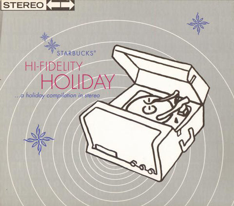 Hi-Fidelity Holiday (Starbucks) Used CD