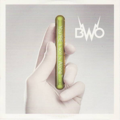 BWO - You're Not Alone - IMPORT CD Maxi Single