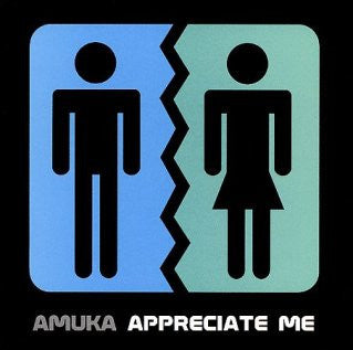 Amuka - Appreciate Me - CD Maxi Single (New)
