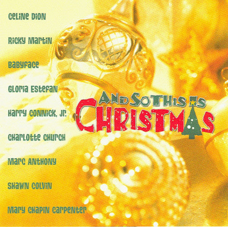 And So This Is Christmas (Various) Used CD