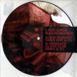 "Lady GaGa - Bad Romance 7"" picture disc"