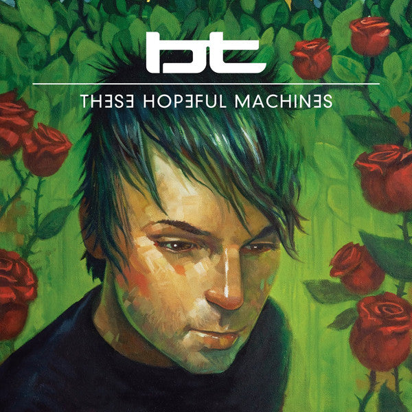 BT – These Hopeful Machines - Double Disc - Used CD