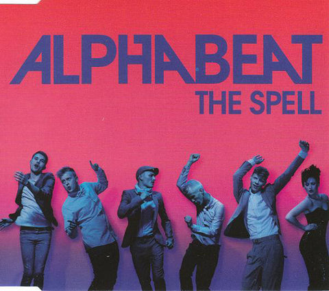 Alphabeat - The Spell - Used CD Single