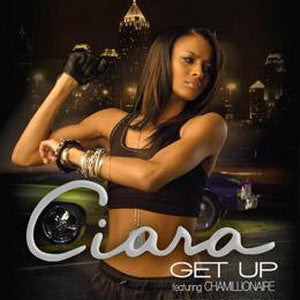 Ciara ft. Chamillionaire - Get Up (From the film Step Up ) IMPORT CD Maxi-Single