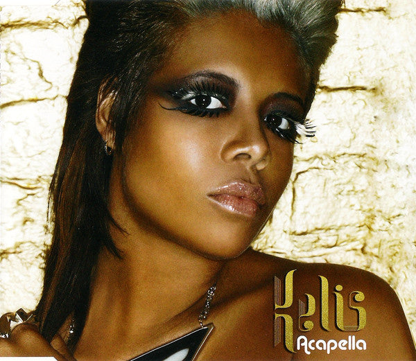 Kelis - Acapella - Used CD Single