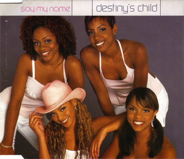 Destiny's Child ‎- Say My Name - Used CD Single