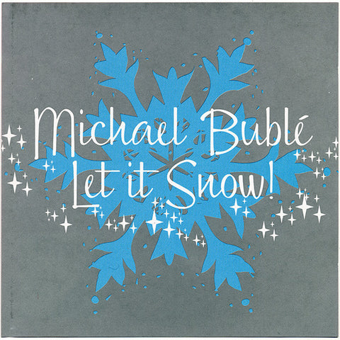 Michael Buble - Let It Snow EP CD - Used