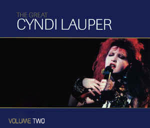 Cyndi Lauper - The Great 'Volume Two'  CD