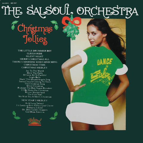 THE SALSOUL ORCHESTRA - CHRISTMAS JOLLIES vol. 1  LP VINYL - Used