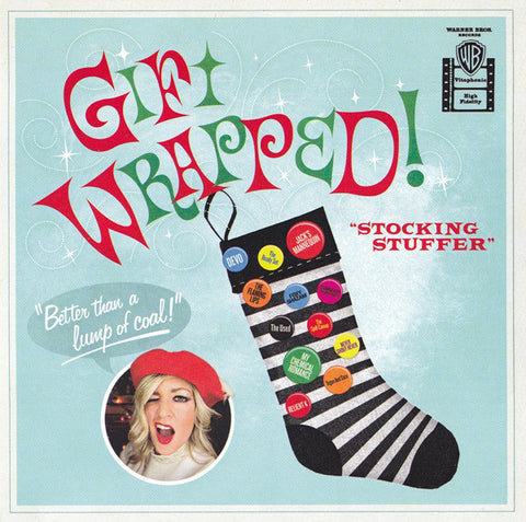 Gift Wrapped: Stocking Stuffer (Various) Used CD