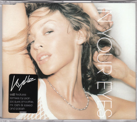 Kylie Minogue - In Your Eyes - Used CD Single