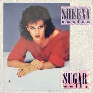 "Sheena Easton - SUGAR WALLS '84 LP -- 12"" Vinyl - Used"