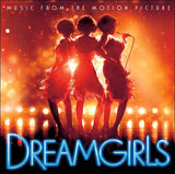 DREAMGIRLS soundtrack (Beyonce + Jennifer Hudson) - Used CD