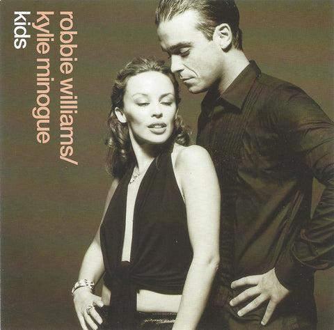 Robbie Williams / Kylie Minogue - Kids - Used CD Single