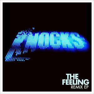 The Knocks - The Feeling REMIX EP CD